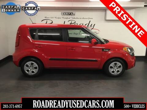 2013 Kia Soul for sale at Road Ready Used Cars in Ansonia CT