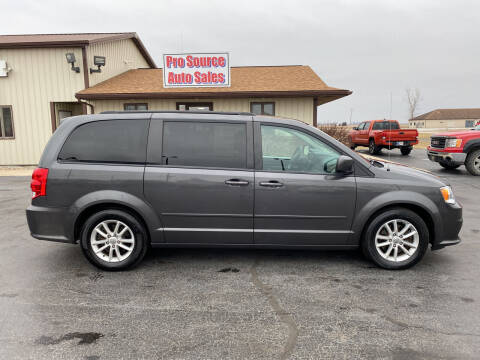 2016 Dodge Grand Caravan for sale at Pro Source Auto Sales in Otterbein IN
