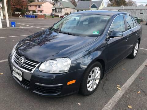 2010 Volkswagen Jetta for sale at EZ Auto Sales , Inc in Edison NJ