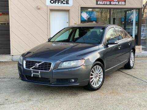 2007 Volvo S80 for sale at Eagle Auto Sales LLC in Holbrook MA