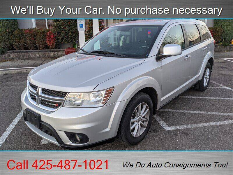 2013 Dodge Journey for sale at Platinum Autos in Woodinville WA