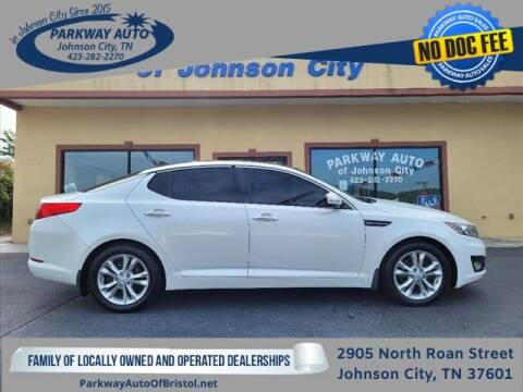 2012 Kia Optima for sale at PARKWAY AUTO SALES OF BRISTOL - PARKWAY AUTO JOHNSON CITY in Johnson City TN