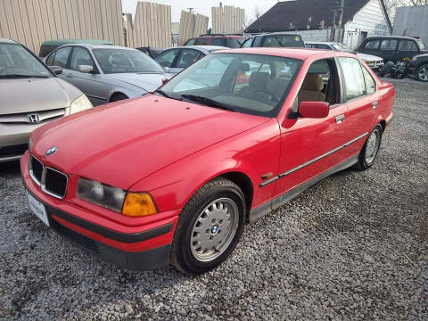 1995 BMW 3 Series for sale at EHE Auto Sales in Marine City MI