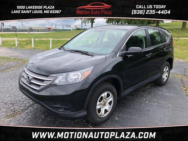 2014 Honda CR-V for sale at Motion Auto Plaza in Lakeside MO