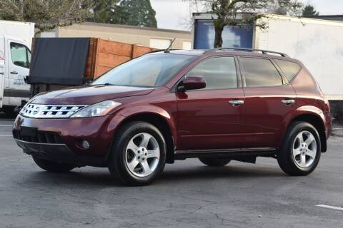 2005 Nissan Murano for sale at Overland Automotive in Hillsboro OR
