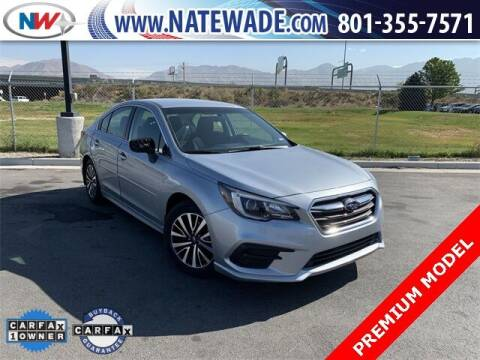 2018 Subaru Legacy for sale at NATE WADE SUBARU in Salt Lake City UT