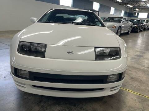 1993 Nissan 300ZX for sale at MICHAEL'S AUTO SALES in Mount Clemens MI