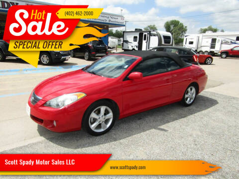 2006 Toyota Camry Solara for sale at Scott Spady Motor Sales LLC in Hastings NE
