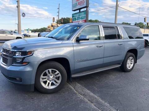 2016 Chevrolet Suburban for sale at Lux Auto in Lawrenceville GA