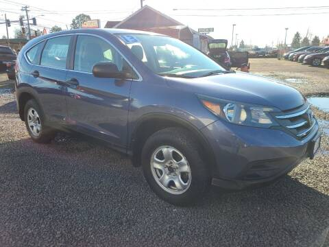 2013 Honda CR-V for sale at Universal Auto Sales in Salem OR