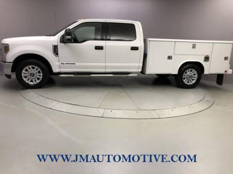 2019 Ford F-350 Super Duty for sale at J & M Automotive in Naugatuck CT