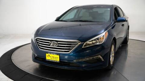 2015 Hyundai Sonata for sale at AUTOMAXX MAIN in Orem UT