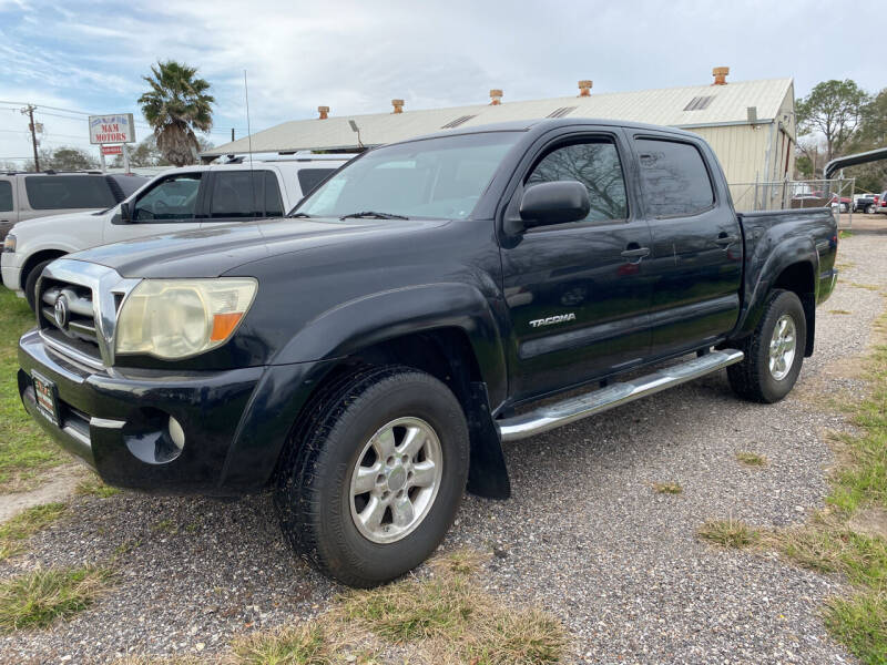 2008 Toyota Tacoma for sale at M & M Motors in Angleton TX