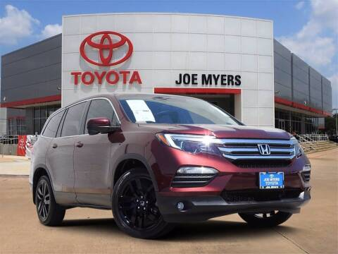 2018 Honda Pilot for sale at Joe Myers Toyota PreOwned in Houston TX