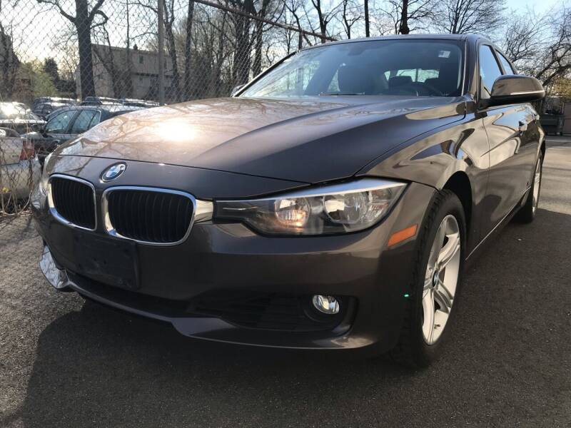2013 BMW 3 Series for sale at MAGIC AUTO SALES in Little Ferry NJ