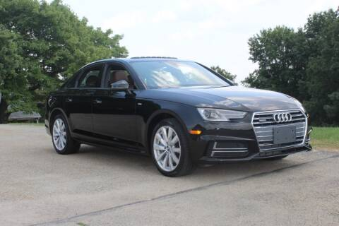 2018 Audi A4 for sale at Harrison Auto Sales in Irwin PA