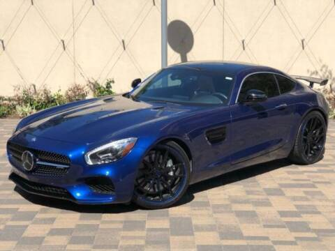 2017 Mercedes-Benz AMG GT for sale at Classic Car Deals in Cadillac MI