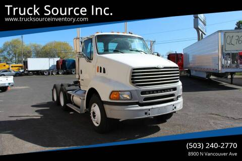 2004 Sterling AT9513 for sale at Truck Source Inc. in Portland OR