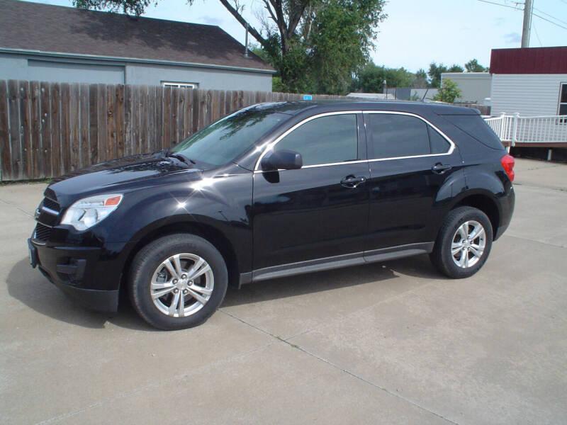 2015 Chevrolet Equinox for sale at World of Wheels Autoplex in Hays KS