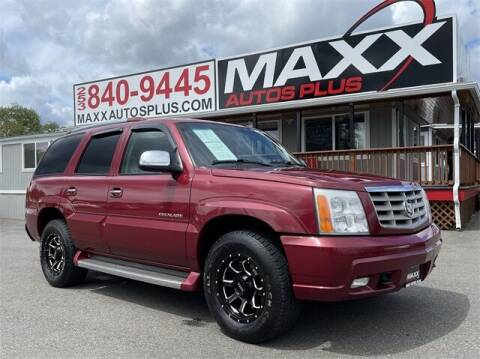 2006 Cadillac Escalade for sale at Maxx Autos Plus in Puyallup WA