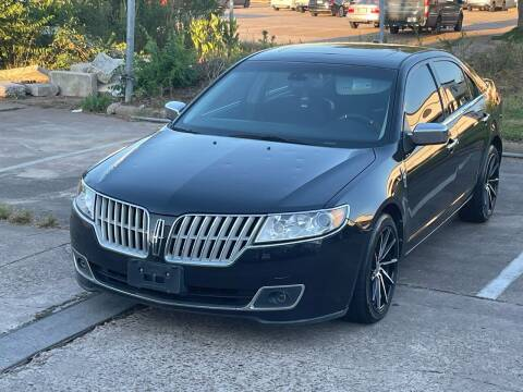 2010 Lincoln MKZ for sale at Hadi Motors in Houston TX