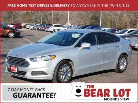 2016 Ford Fusion for sale at Rydell Auto Outlet in Mounds View MN