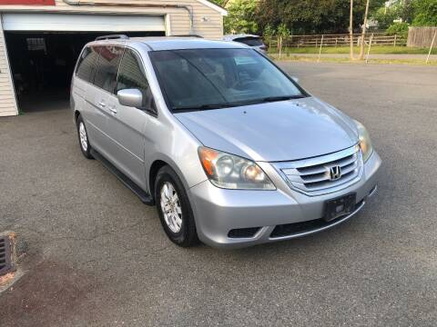 2010 Honda Odyssey for sale at HZ Motors LLC in Saugus MA