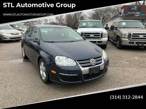 2008 Volkswagen Jetta for sale at STL Automotive Group in O'Fallon MO