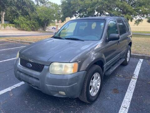 2003 Ford Escape for sale at Florida Prestige Collection in Saint Petersburg FL