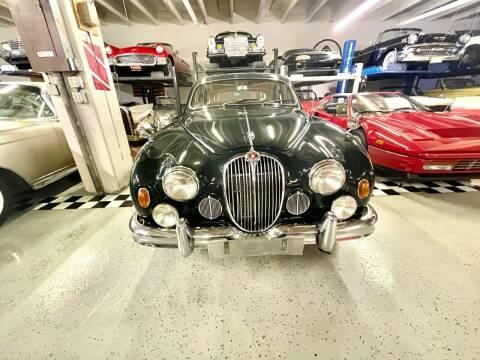 1957 Jaguar MK1 for sale at Berliner Classic Motorcars Inc in Dania Beach FL