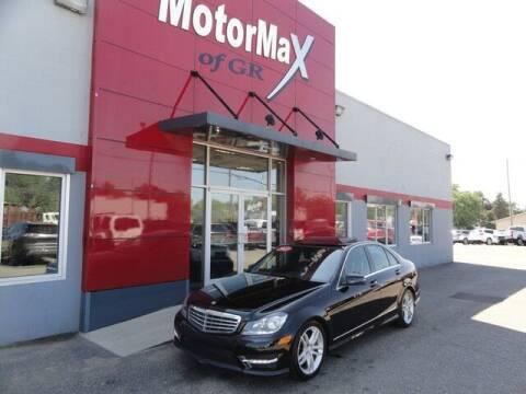 2013 Mercedes-Benz C-Class for sale at MotorMax of GR in Grandville MI