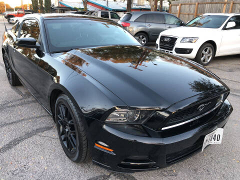 2014 Ford Mustang for sale at PRESTIGE AUTOPLEX LLC in Austin TX