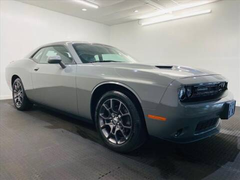2018 Dodge Challenger for sale at Champagne Motor Car Company in Willimantic CT
