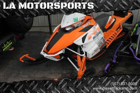 2014 Arctic Cat M8000 for sale at LA MOTORSPORTS in Windom MN