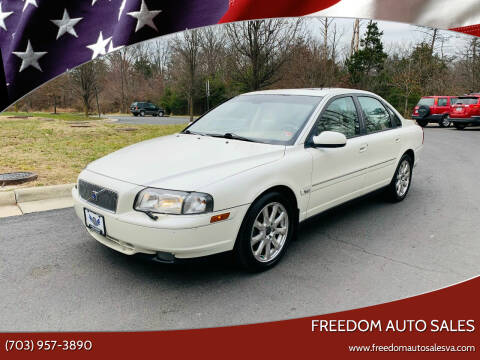 2003 Volvo S80 for sale at Freedom Auto Sales in Chantilly VA
