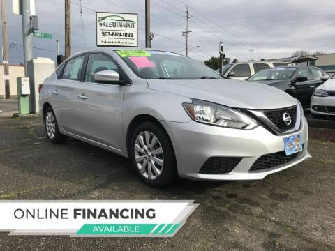 2018 Nissan Sentra for sale at Salem Auto Market in Salem OR