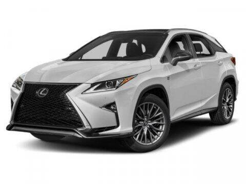 2018 Lexus RX 350 for sale at STG Auto Group in Montclair CA