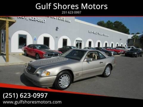 1996 Mercedes-Benz SL-Class for sale at Gulf Shores Motors in Gulf Shores AL