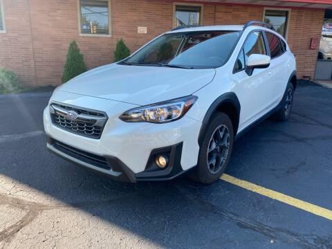 2019 Subaru Crosstrek for sale at Rusak Motors LTD. in Cleveland OH