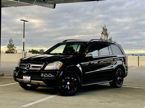 2010 Mercedes-Benz GL-Class for sale at Car Hero LLC in Santa Clara CA
