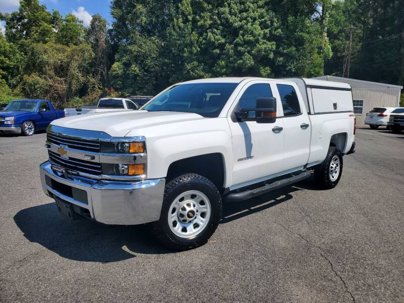 2018 Chevrolet Silverado 2500HD for sale at Brown's Used Auto in Belmont NC