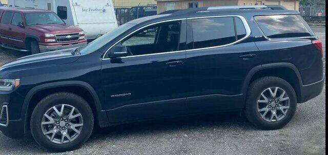 2021 GMC Acadia for sale at Tim Short Auto Mall in Corbin KY