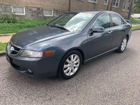 2005 Acura TSX for sale at Michaels Used Cars Inc. in East Lansdowne PA