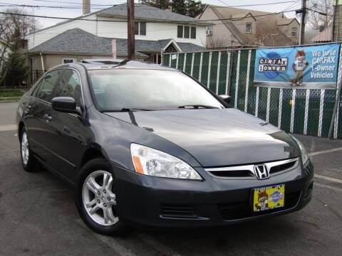 2007 Honda Accord for sale at The Auto Network in Lodi NJ