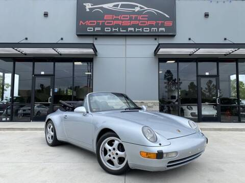 1996 Porsche 911 for sale at Exotic Motorsports of Oklahoma in Edmond OK