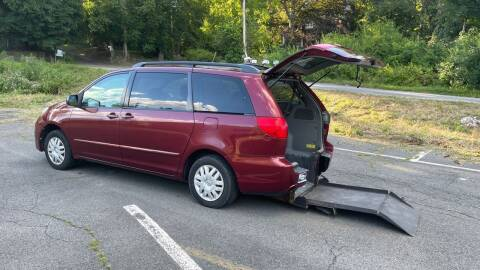 2009 Toyota Sienna for sale at Mobility Solutions in Newburgh NY