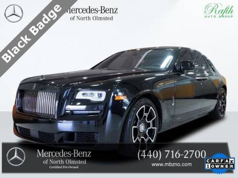 2018 Rolls-Royce Ghost for sale at Mercedes-Benz of North Olmsted in North Olmstead OH