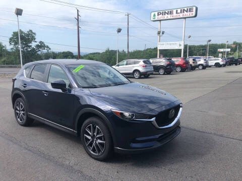 2018 Mazda CX-5 for sale at Pine Line Auto in Olyphant PA