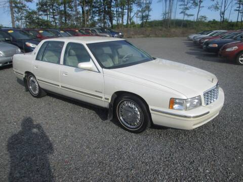 1997 Cadillac DeVille for sale at Small Town Auto Sales in Hazleton PA