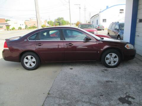 2007 Chevrolet Impala for sale at 3A Auto Sales in Carbondale IL